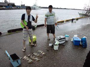 協和マシン キス釣り大会