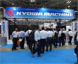 MF-TOKYO2015-Kyowa Machine